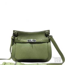 Hermes Jypsiere 34 Large Bag Canopee V6 Taurillon Clemence