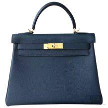 Hermes Kelly 32 Bag Colvert 1p Togo GHW