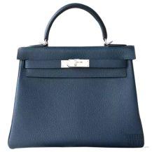 Hermes Kelly 32 Bag Colvert 1p Togo SHW