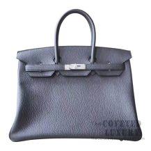 Hermes Birkin 30 Bag 8T Rose Candy Togo SHW
