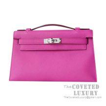 Hermes Mini Kelly I Bag 9I Magnolia Epsom SHW
