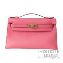 Hermes Mini Kelly I Bag U5 Bose Lipstick Swift GHW
