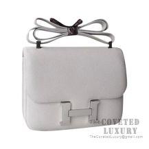 Hermes Constance 23 Bag 01 Blanc Epsom SHW