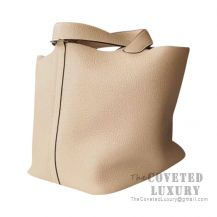 Hermes Picotin Lock 18 Bag S2 Trench Clemence SHW