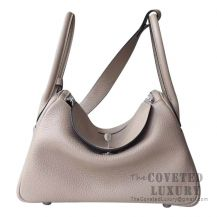 Hermes Lindy 26 Bag S2 Trench Clemence SHW