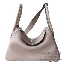 Hermes Lindy 30 Bag S2 Trench Clemence SHW